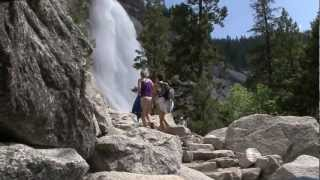 Repeat youtube video Strenuous Yosemite Valley Day Hikes