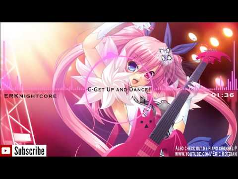 Nightcore - G-Get Up and Dance! - Faber Drive