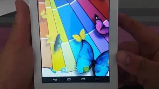 "Excelvan 7"" Tablet PC Android 4.4 mit Dual SIM Slot German Deutsch"