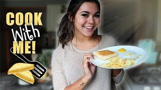 Lets Make & Eąt A Grilled Cheese Together!! | Steph Pappas