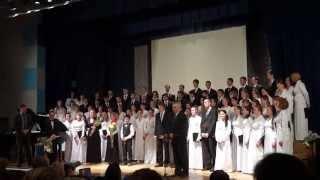 53-й Отчётный концерт Академического хора ПетрГУ - II отделение
