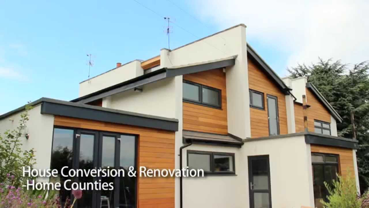 renovation project - modern home - aleron construction - youtube