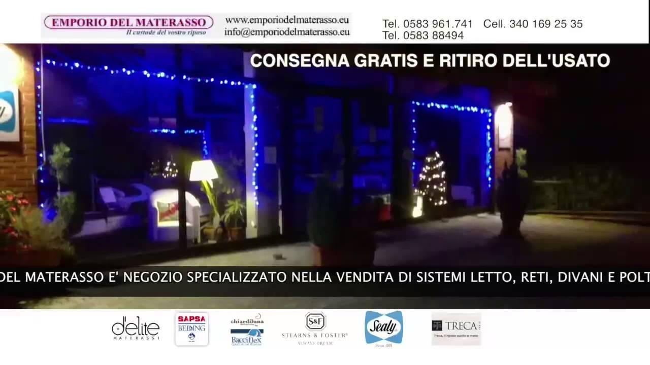Emporio Del Materasso Lucca.Emporio Del Materasso Garfagnana 2015 Spot Dilucca Youtube