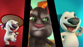 Ultra Maratona de Curtas - Talking Tom Curtas