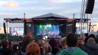Metallica - Live At Download Festival 2012 - Donington Park