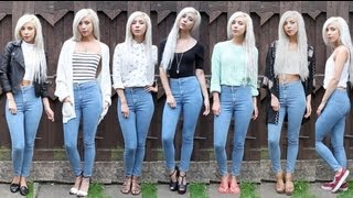 One of LLimWalker's most viewed videos: HOW I STYLE - Joni Jeans