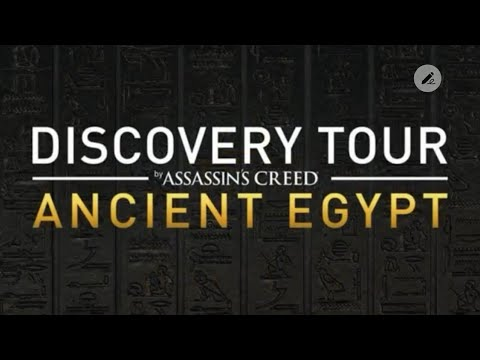 "Assassin's Creed:ORIGINS ""DISCOVERY TOUR"" EGYPT ""The Major Regions of Egypt"", FOURTWENTYGUITAR"