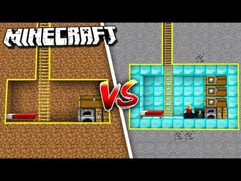 Minecraft NOOB vs. PRO: SECRET BUNKER in...