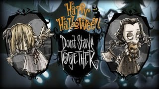 Halloween w Dont Starve Together z Oską #9