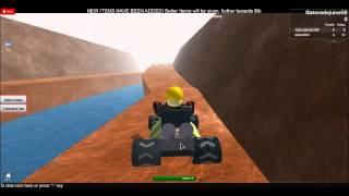 ROBLOX- Mario Kart Roblox Dash