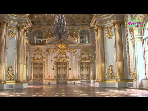 Aventura Travel. The Hermitage museum in Saint-Petersburg. Tours in Russia