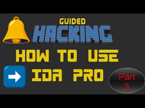 How to Reverse Engineer with IDA Pro Disassembler Part3
