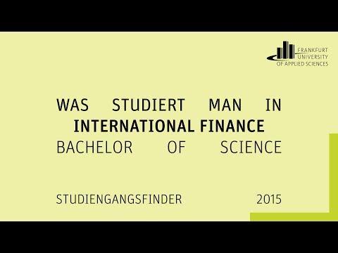 "Was studiert man in ""International Finance"" (BS) an der FRA-UAS?"
