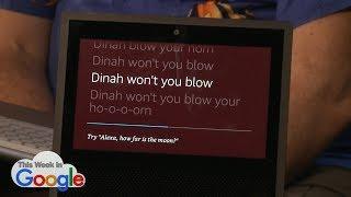 This Week in Google 411: Dinah Won't You Blow