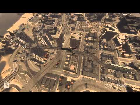 GTA IV - Up in the air (Rockstar Games Social Club)