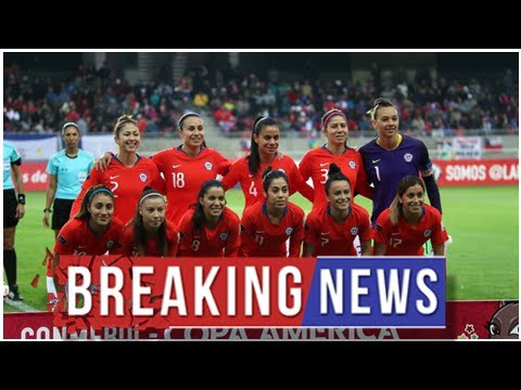 Chile qualify for maiden Women's World Cup