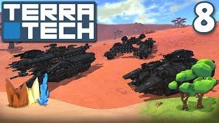 TerraTech | פרק 8 - רובוטים מהעתיד!