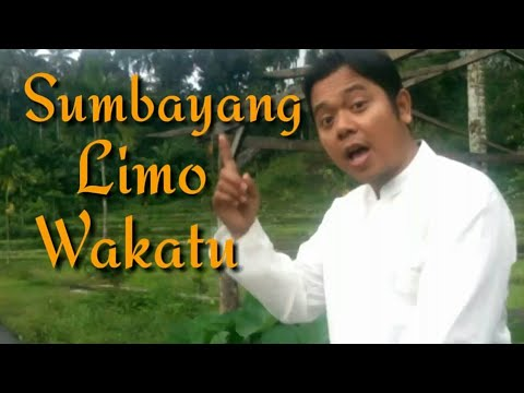 SUMBAYANG LIMO WAKATU (The Chainsmokers ft Rozes - Roses) versi religi minang