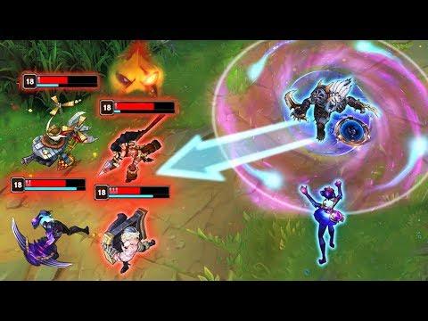 INSANE ONE SHOTS - League of Legends Top 10 Plays