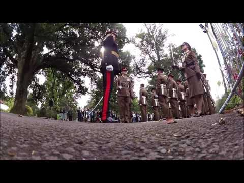 17 Port & Maritime Regiment - Freedom of the Forest