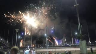 Фестиваль фейерверков в Сочи!!!
