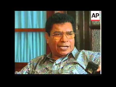 INDONESIA: BISHOP BELO ON UN EAST TIMOR PROPOSAL
