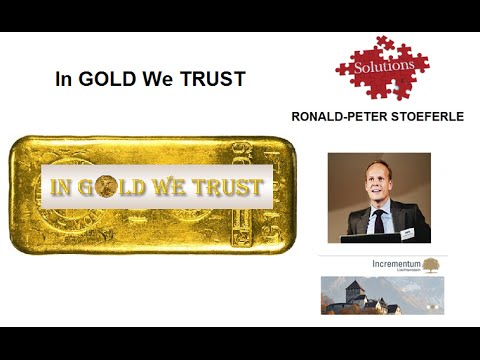 """06 24 15 - 2015 """"In GOLD We TRUST"""" Report - w/Ronnie Stoeferle"""