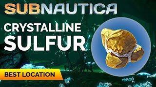 Download lagu Subnautica Where to find Crystalline Sulfur MP3