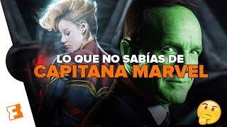 Capitana Marvel - ¡NO VAYAS AL CINE SIN VER ESTE VIDEO! l Expediente Fandango #12