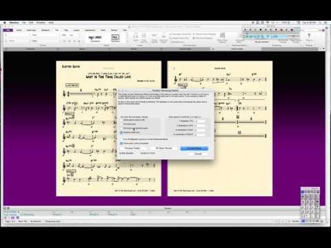 Sibelius 7.5 rehearsal marks plugin 20170117