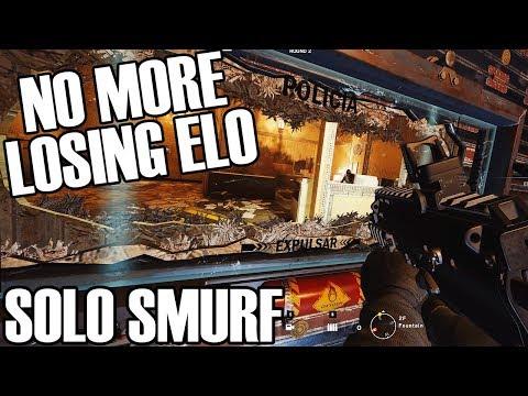 Solo Smurf: Ending The Losing Streak - Rainbow Six Siege (White Noise)