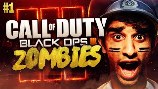 Black Ops 3 Zombies - THE GIANT #1 with Vikkstar (Part 1) - BO3 Zombies