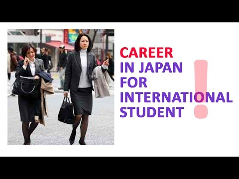 Career In japan for Nepalese Student