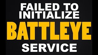 рЕШЕНИЕ Failed to initialize BATTLEYE service: Windows test-signing mode not supported