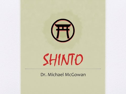 an analysis of the shinto religion shitoism I recently read an article on kill screen titled the unmistakable influence of shintoism on japanese environmentalism, shinto an organized religion.