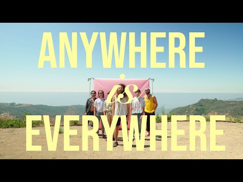 Hello Forever - Anywhere Is Everywhere (Official Video)
