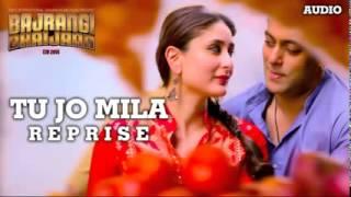 Salman Khan | Javed Ali | Bajrangi Bhaijaan | Tu Jo Mila Dekhna Na Mudke Full Song 2015