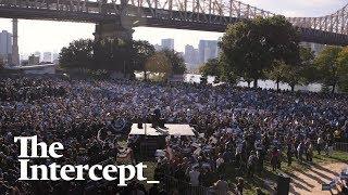 Bernie Sanders and Alexandria Ocasio-Cortez Talk Politics and 2020 with The Intercept's Ryan Grim
