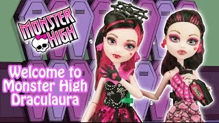 Welcome to Monster High Draculaura Doll Review and Comparison