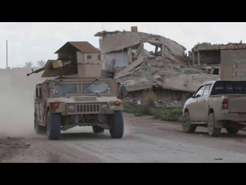 نساء داعش تقاتل في آخر معاقله في دير الزور  - نشر قبل 33 دقيقة