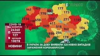 Коронавірус в Україні статистика за 2 червня