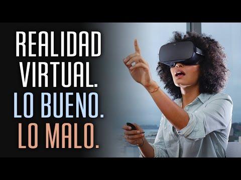 VR o Realidad Virtual en los Juegos. Lo Bueno y lo Malo. Sin tapujos