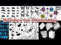 Brushes for Photoshop Free Download || Free Brushes Download for Photoshop