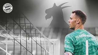 This is Neuer the GOATKEEPER