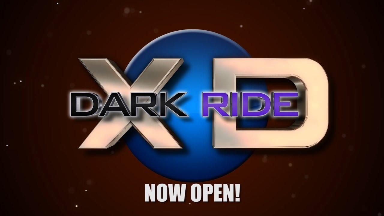 XD Dark Ride - NOW OPEN! - YouTube