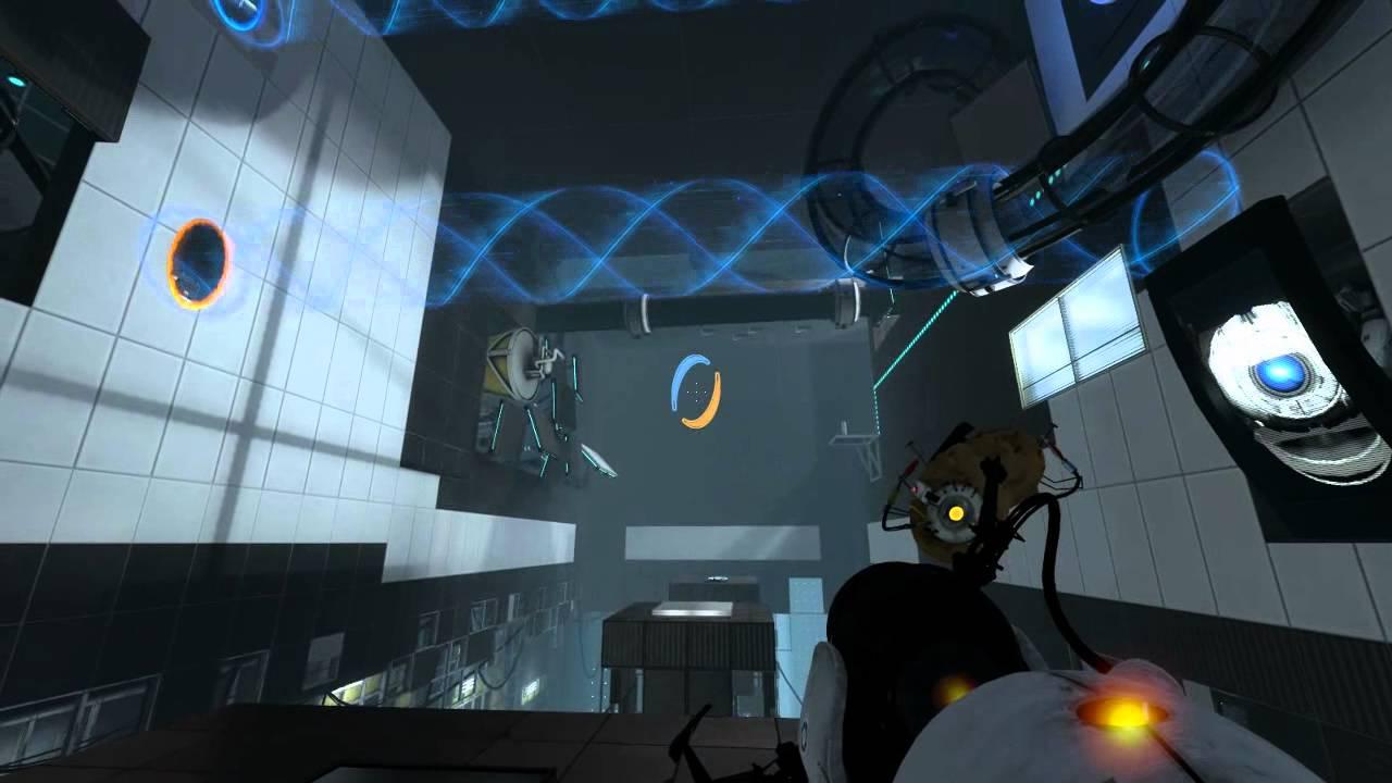 Portal Spiel