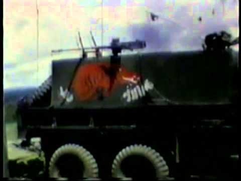 Webster 'Web' Madison, E-5, US Army & NY Army National Guard, Vietnam War footage