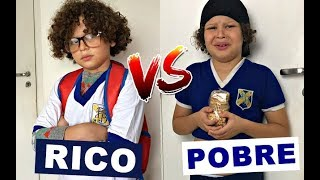 RICO VS POBRE 14 - ISAAC DO VINE