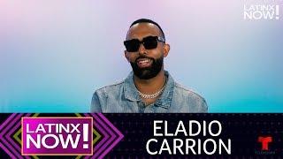 """Eladio Carrion habla sobre """"Sauce Boyz"""" en exclusiva   @LatinxNow!   Entretenimiento"""