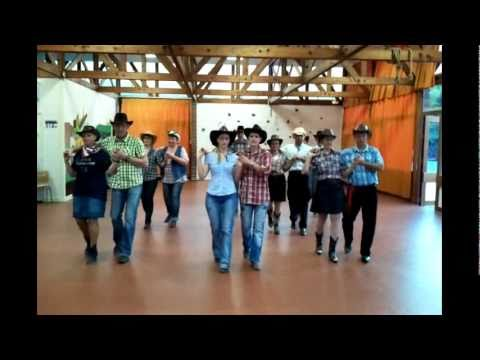 el paso line dance youtube. Black Bedroom Furniture Sets. Home Design Ideas